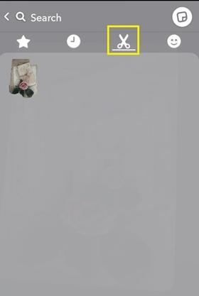 Snapchat How to Delete Sticker