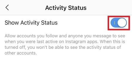 Was Instagram Green Dot bedeutet