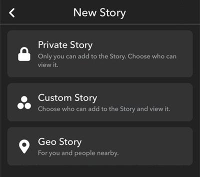 private Geschichte