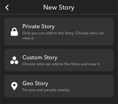 Cool Private Snapchat Story Names Private Story Name Generator