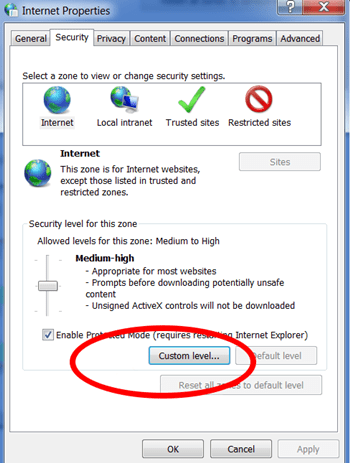 How To Enable ActiveX on Chrome