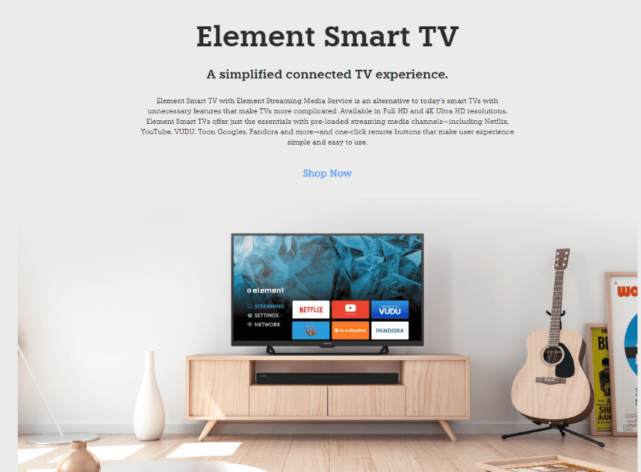 How To Update Apps on an Element Smart TV
