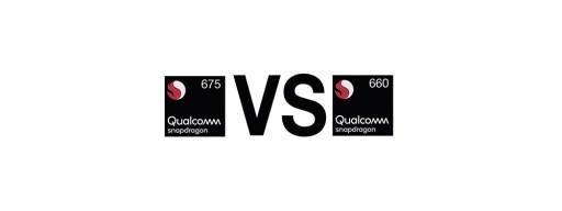 Snapdragon 660 vs 675
