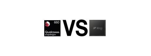 Snapdragon 660 vs Kirin 710