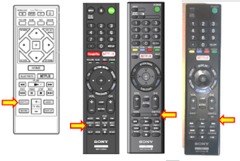 Sony TV How to Turn on or off Closed Captioning
