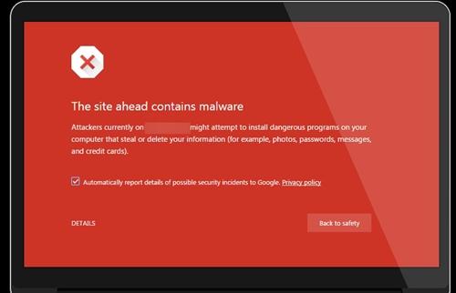 website got hacked