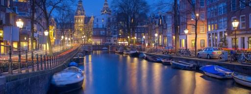 Amsterdam Captions
