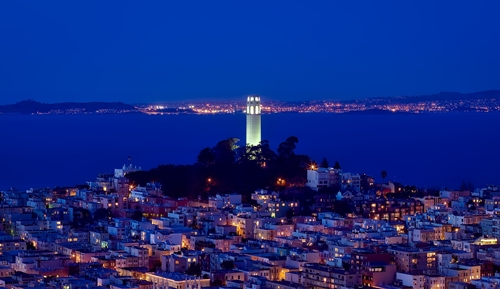 Coit Tower Captions