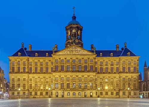 Palacio Real, Amsterdam