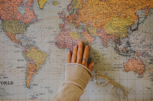 Can I use my iPhone when traveling to another country?
