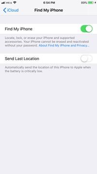 encontrar mi iphone