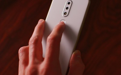 android how to add a fingerprint