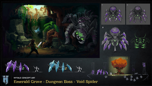 hytale dungeon boss