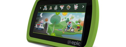 How to Turn On LeapFrog Epic