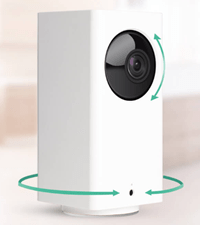 hard factory reset the wyze camera