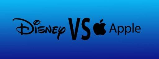 disney plus vs apple plus