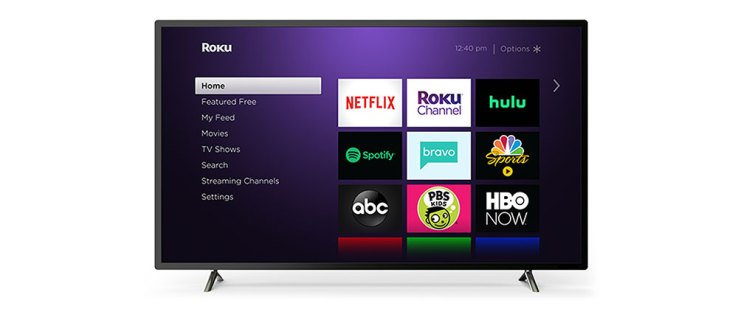 roku how to change screen size