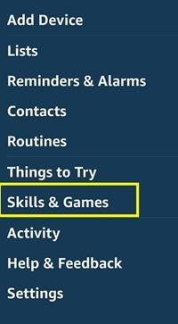 skills and games