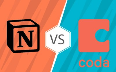 Coda vs Notion