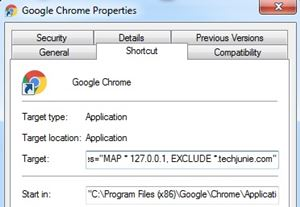 How to Block Websites Except One in Chrome And Firefox