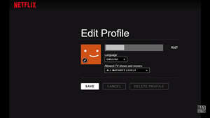 How to Delete Profile