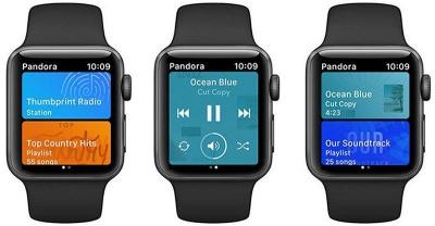 Pandora Apple Watch
