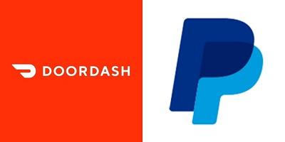 PayPal for DoorDash