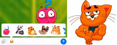 Telegram Make Animated Stickers