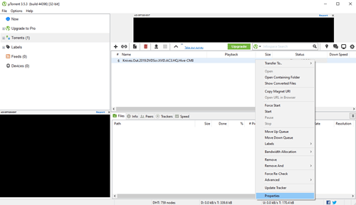 How To Add Trackers To Utorrent