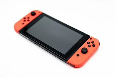 Nintendo Switch Turn on Boost Mode