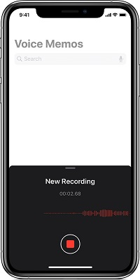 Record Sound with Airpods