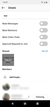Add people