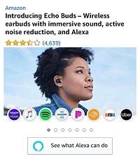 connect echo buds