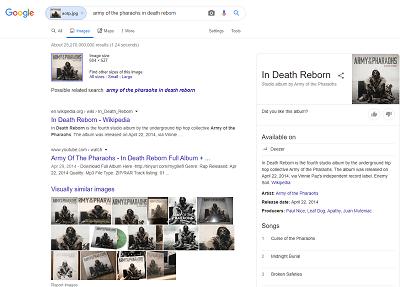 Google Bildsuche