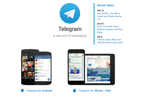Best GroupMe Alternatives - Telegram