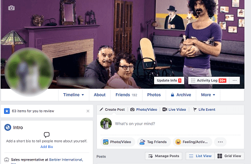 Find Friends in a Specific City in Facebook