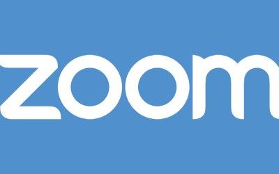 webcam not working on zoom