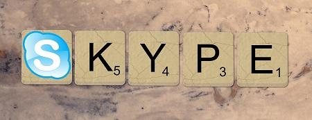 The game you play via Skype