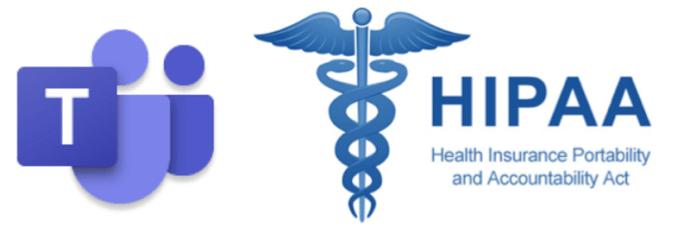 Microsoft Teams HIPAA
