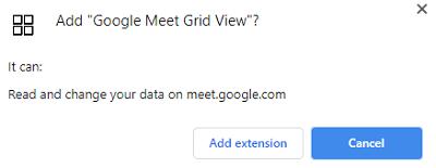 add grid view