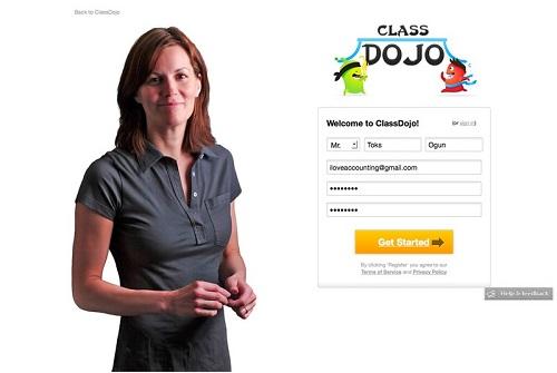 how to use classdojo as teacher and a parent