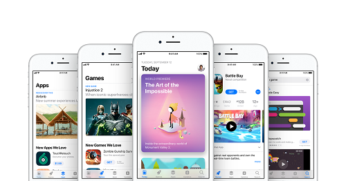 How to create a wish list in the App Store