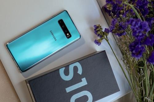 Samsung S10 How to Hide App