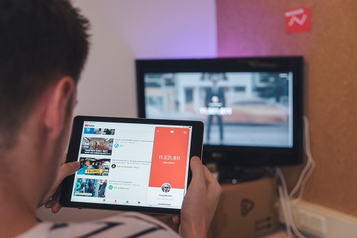 Screens Are Supported by YouTube TV