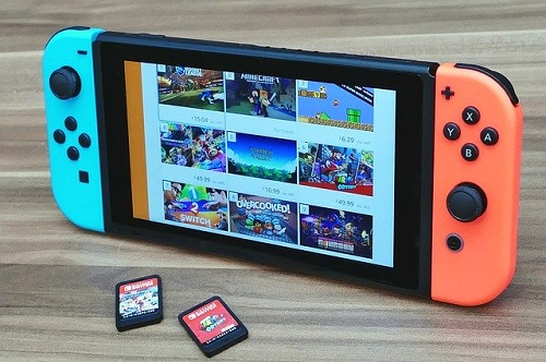 how to block internet on nintendo switch