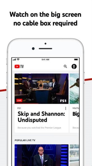 How To Add Showtime To Youtube Tv