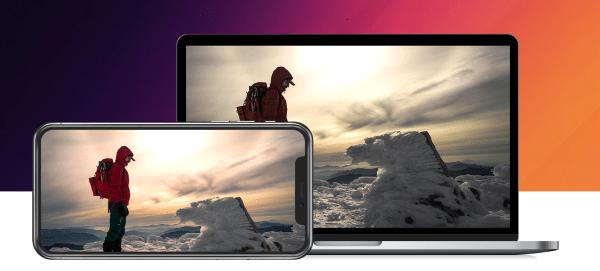 Mirror iPhone to Chromebook