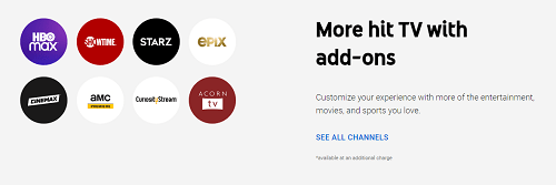 YouTube TV Payment Method