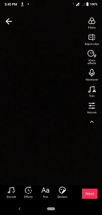 добавить 2 песни в видео tiktok