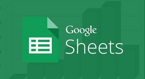 add a google sheet to google docs